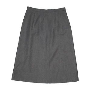 Banana Republic Wool/Cashmere A Line Skirt Size 6